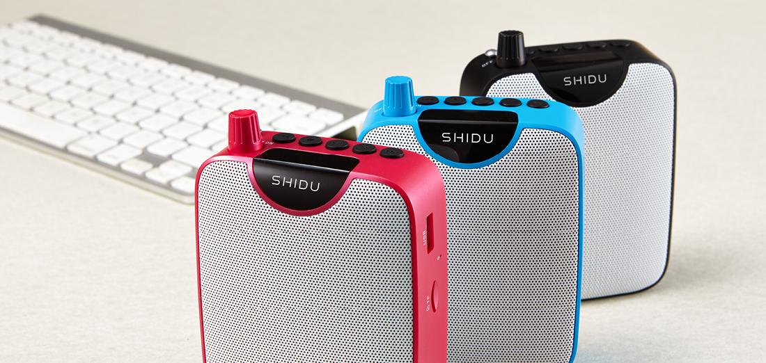 Máy trợ giảng không dây Shidu M500