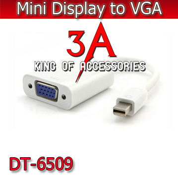 Mini displayport to VGA Dtech DT- 6509