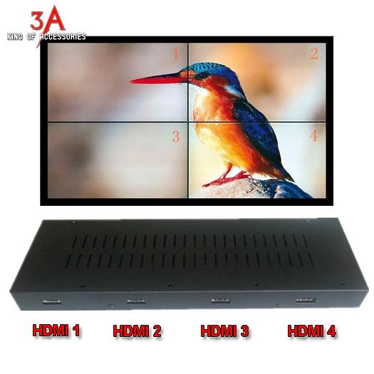 Bộ ghép nhiều màn hình 3A-A4L