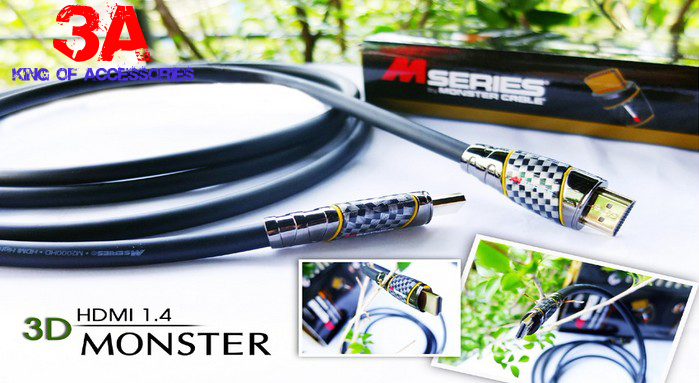 Cáp HDMI Monster M2000HD