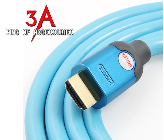 Cáp HDMI 1.5m Y-C156 BL chính hãng Unitek