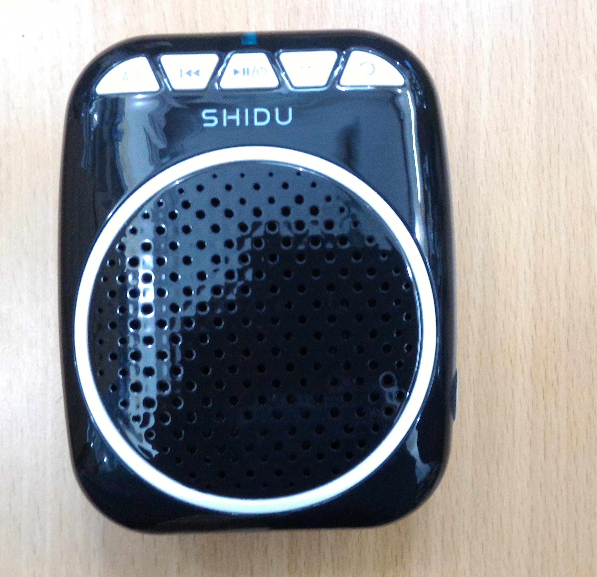 shidu s308 mặt trước