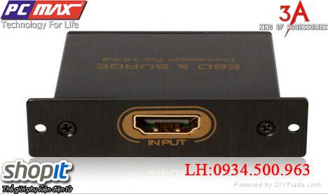 Bộ bảo vệ chống sét cổng HDMI cao cấp chính hãng HDEX001M1