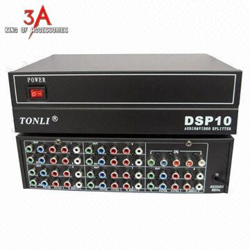 Bộ chia cổng component 1 ra 10 chính hãng - DSP10