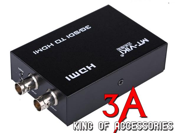 Bộ chuyển đổi 3G/SDI  to HDMI  + SDI chính hãng MT Viki