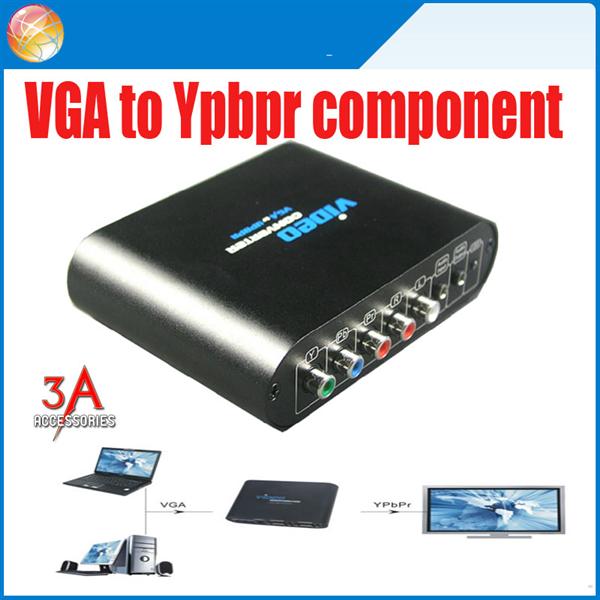Bộ chuyển đổi vga sang component converter chính hãng LKV2300
