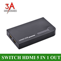 Bộ gộp HDMI 5 in 1 out - Switch hdmi Ugreen 40205