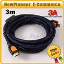 Cáp HDMI to HDMI 3m