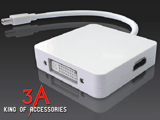 Cáp mini Displayport to HDMI, DVI, Displayport
