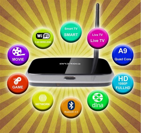 Mini PC HiMedia Q7 Android Box chính hãng, chất lượng, giá rẻ